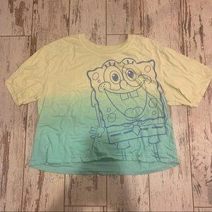Spongebob Tee